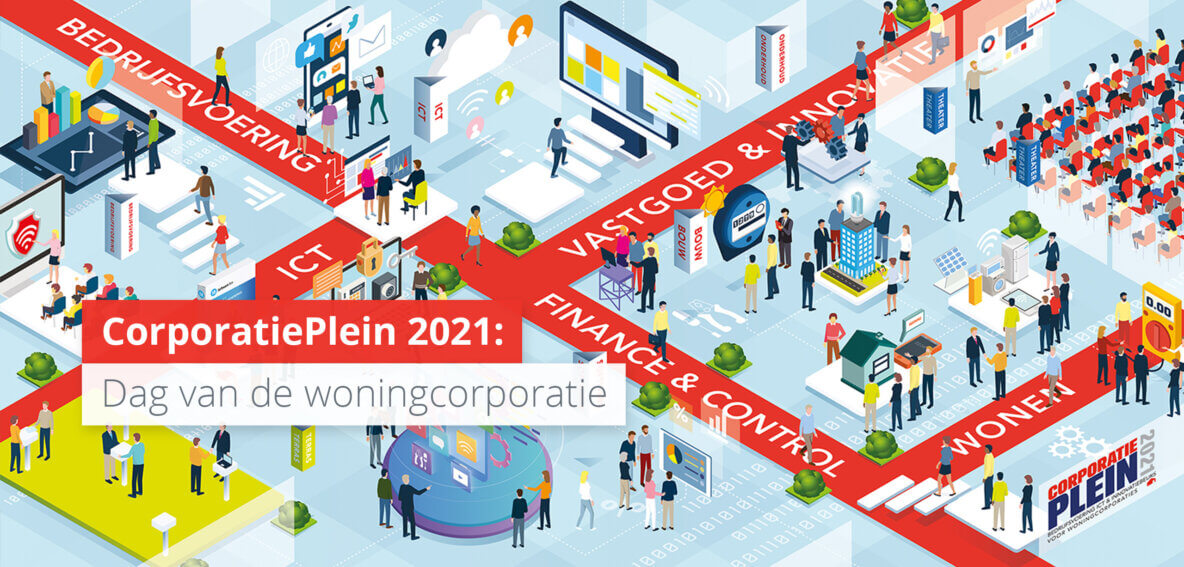 Banner website corporatieplein 2021