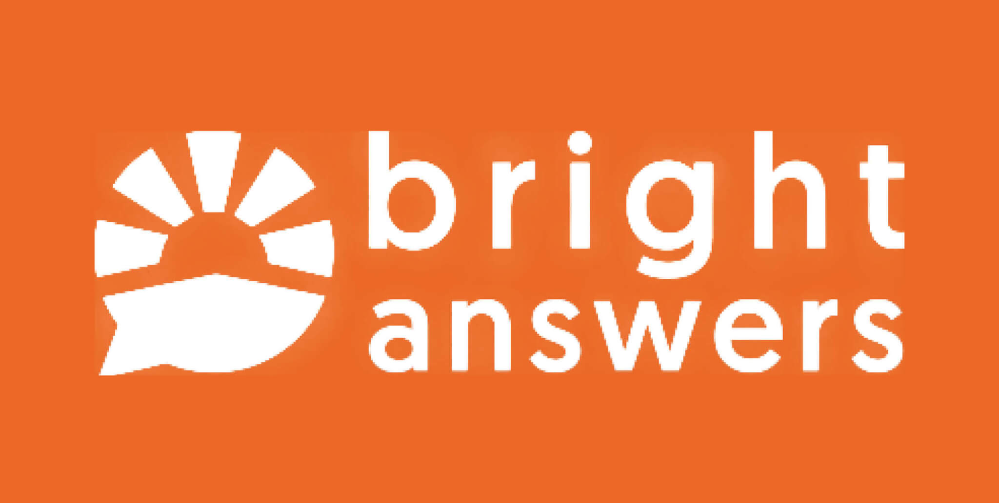 Bright Answers banner small