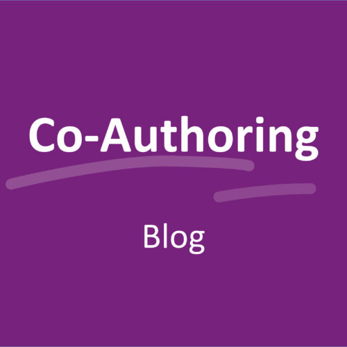 Co-authoring in document creation