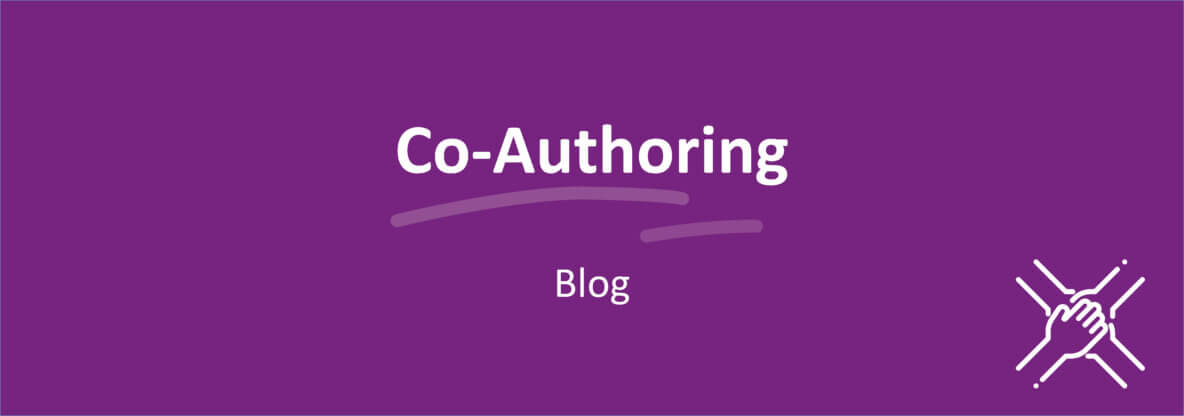 Co-Authoring blog