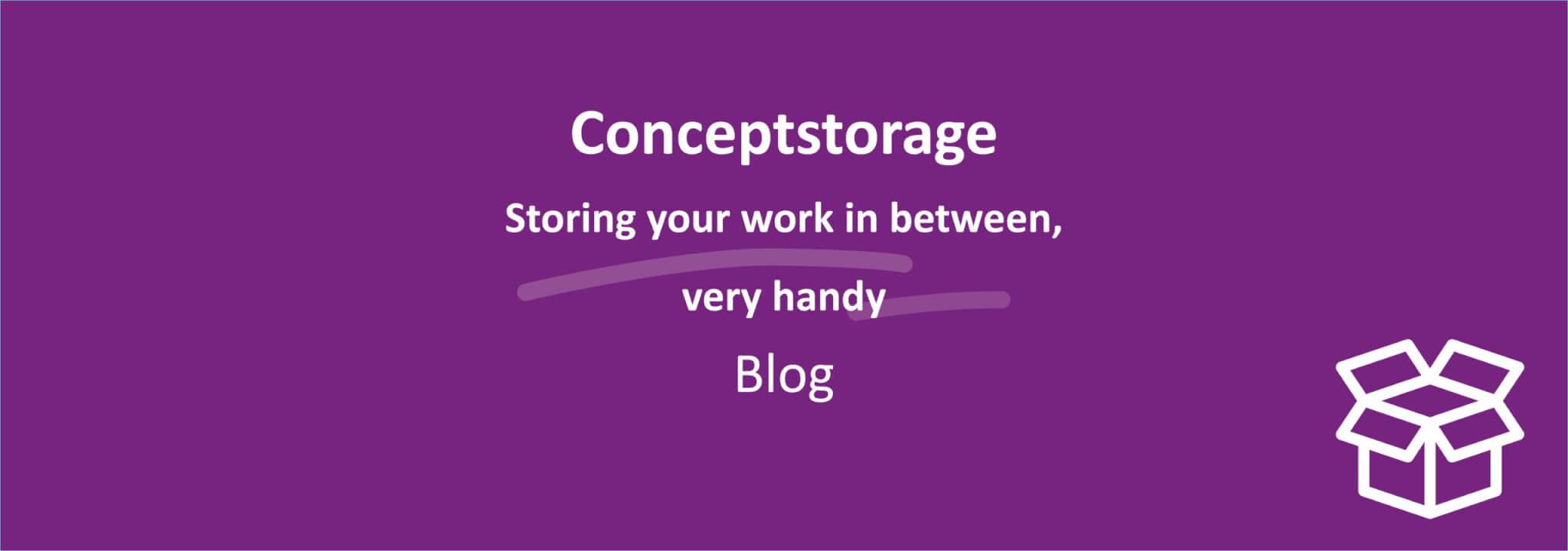 Concept storage