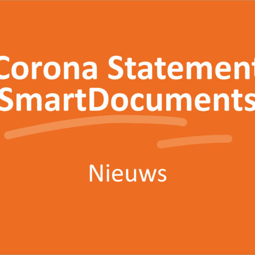 Corona Statement SmartDocuments
