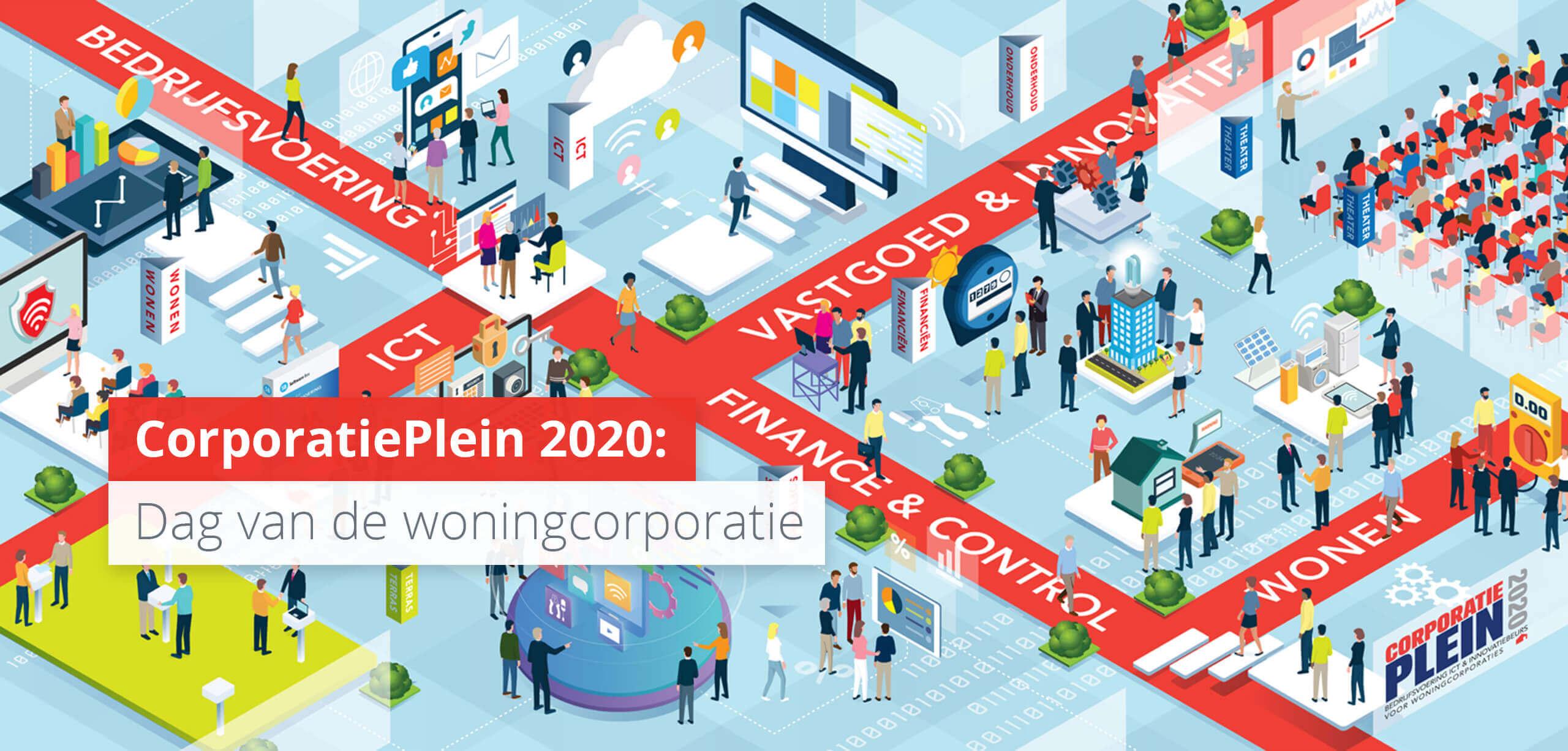 Corporatieplein 2020 SmartDocuments