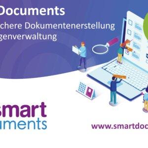 SmartDocuments auf der KOMMUNALE 2021 in Nürnberg