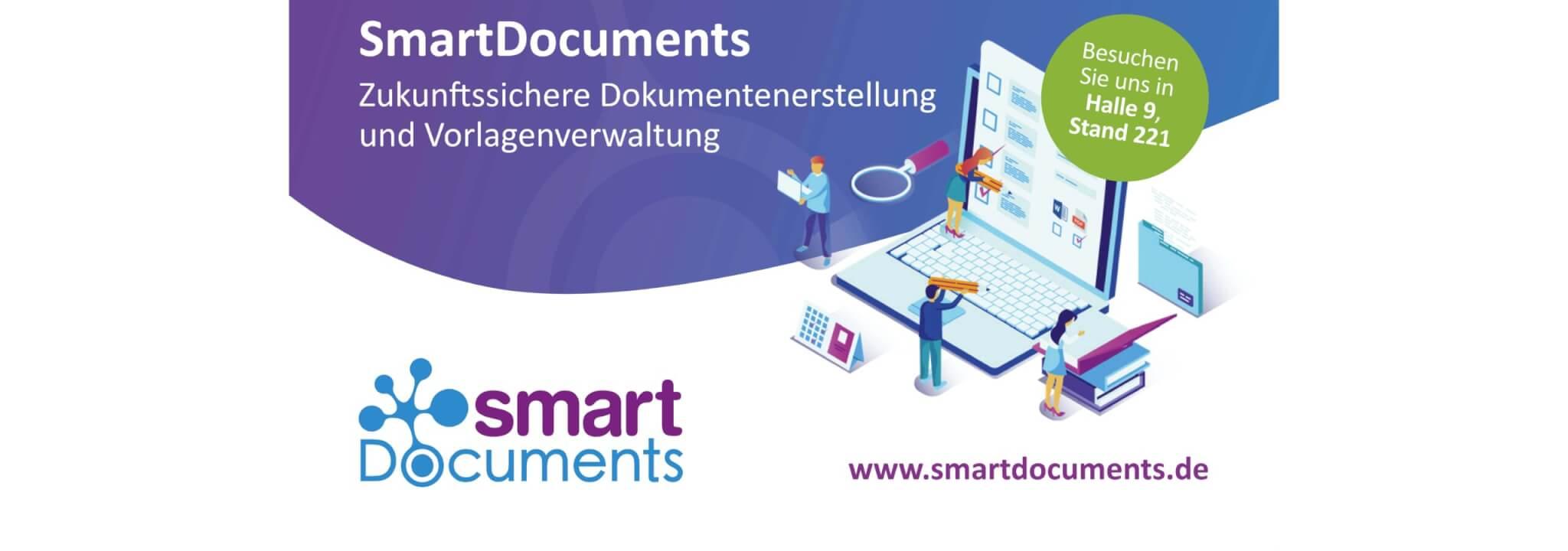 Kommunale 2021 SmartDocuments DE