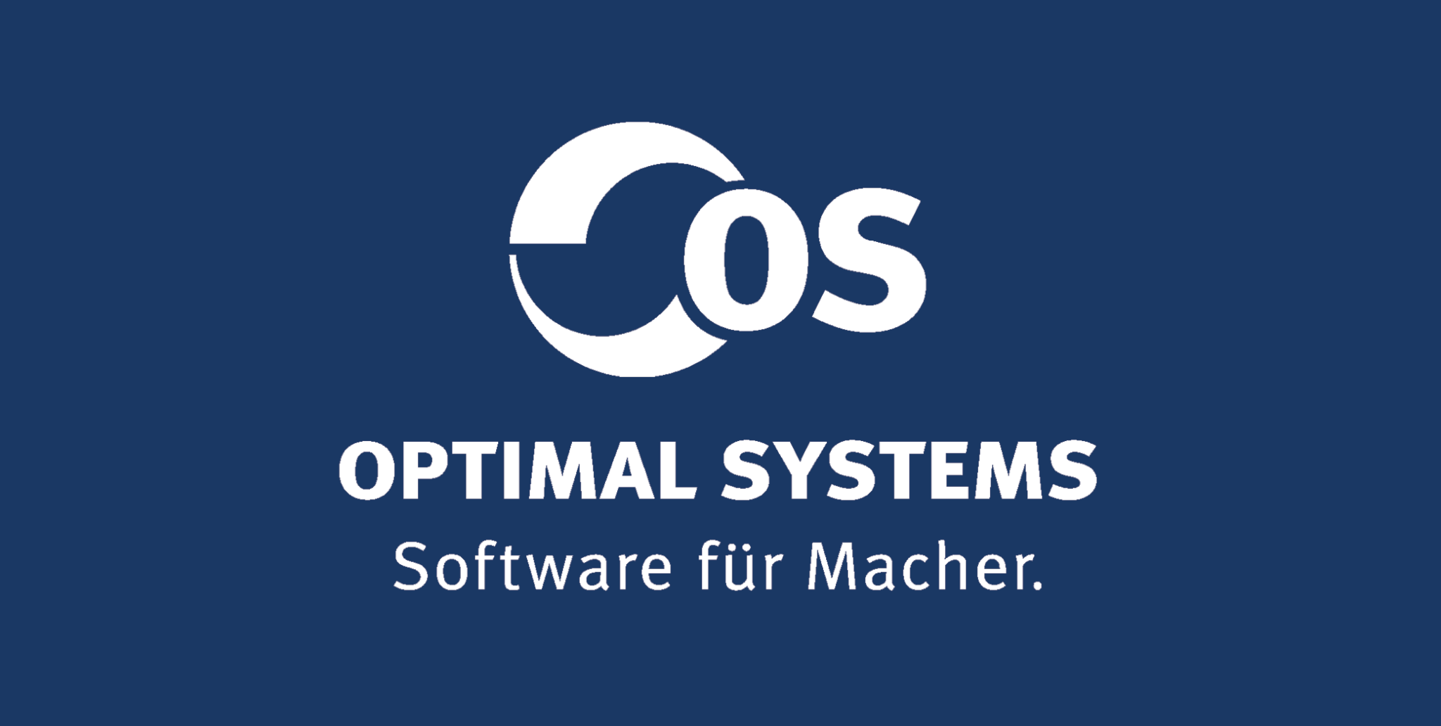 Optimal systems banner small