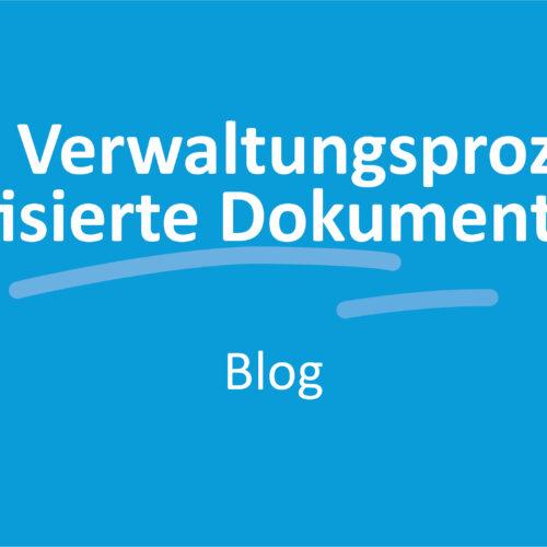 Optimale Verwaltungsprozesse durch automatisierte Dokumentenerstellung