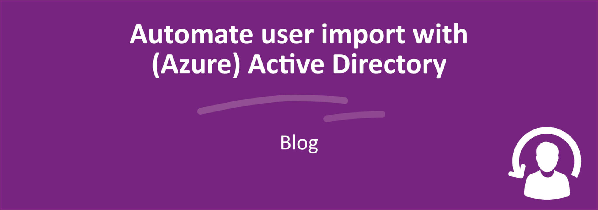 User Import Active Directory